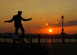 Billy Fury & Sunset