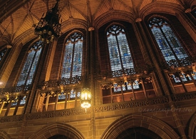 Lady Chapel Windows