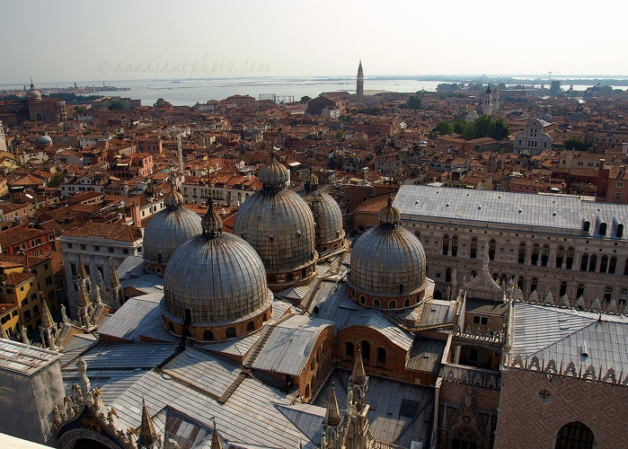View from Campanile di San Marco - 20100712-view-from-st-marks-tower.jpg - Anna Nielsson