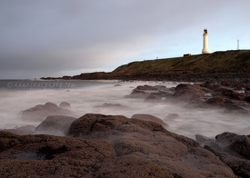 Girdle Ness Lighthouse