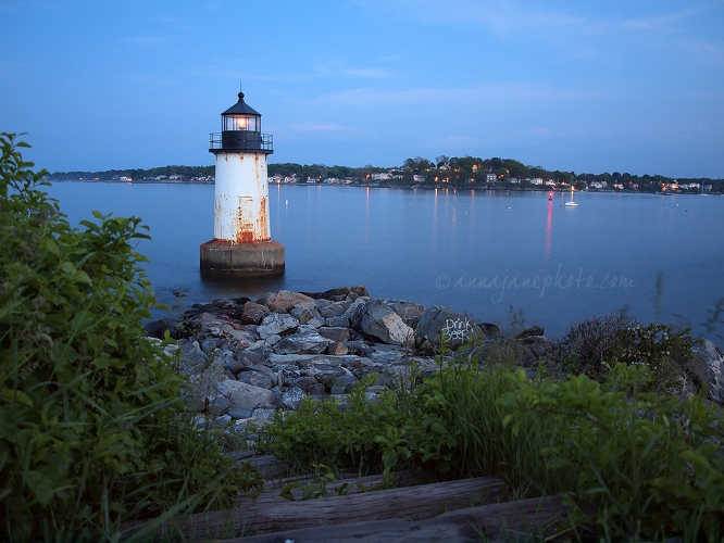Winter Island Lighthouse - 20130520-winter-island-lighthouse-salem-2.jpg - Anna Nielsson