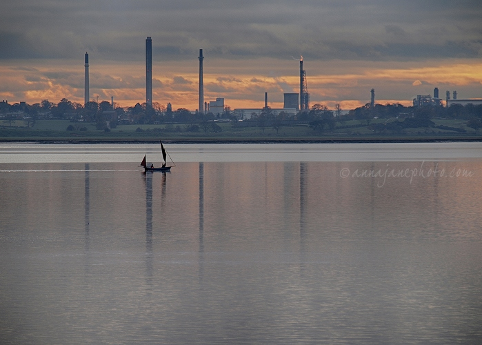 River Mersey from Hale - 20131123-river-mersey-from-hale.jpg - Anna Nielsson