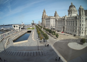 Liverpool Pier Head (9mm)