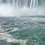 Horseshoe Falls from Hornblower