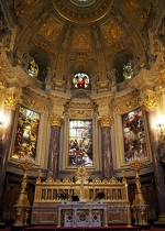 Berlin Cathedral Altar