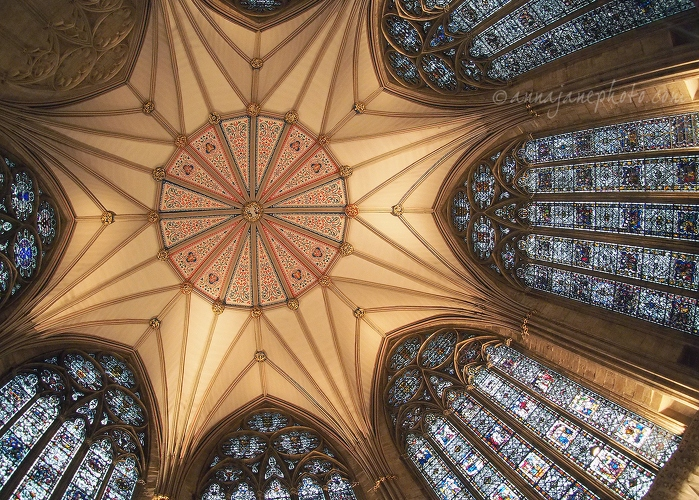 York Minster Chapter House - 20141225-york-minster-chapter-house.jpg - Anna Nielsson