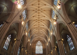 York Minster Nave