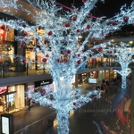 Liverpool One Light Tree
