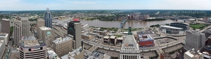 Cincinnati from Carew Tower