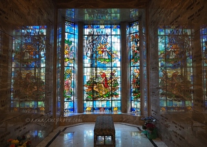 Spring Grove Cemetery Chapel
