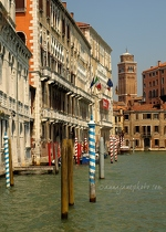 Grand Canal from Ca' Rezzonico