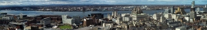 Liverpool from Radio City Tower Panorama