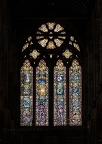 Glasgow Cathedral Stained Glass