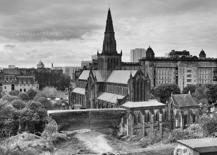 Glasgow Cathedral - 20161010-glasgow-cathedral.jpg - Anna Nielsson