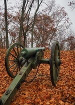 Kennesaw Mountain Cannon