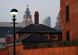 Liver Building from Waterfront