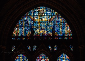 West Window, Liverpool Cathedral