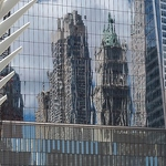 World Trade Center Reflections