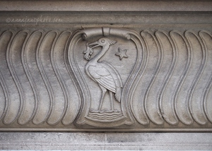 Martins Bank Liver Bird