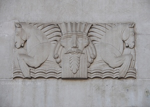 Walker House Relief