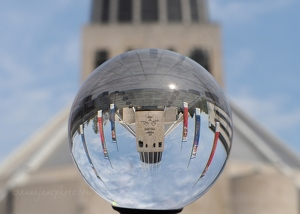 Liverpool Metropolitan Cathedral in a Ball