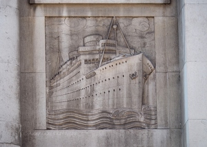 Ship, Former College of Commerce