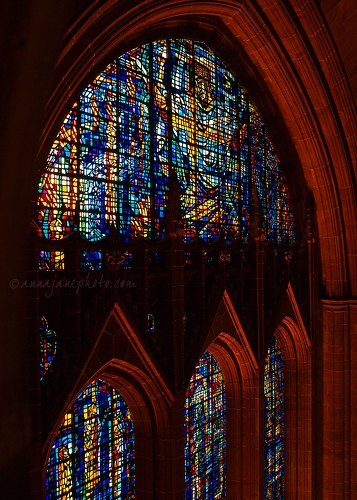 West Window - 20090302-liverpool-cathedral-west-window.jpg - Anna Nielsson