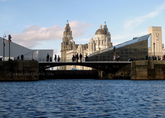 Pier Head from Albert Dock - 20131019-pier-head-from-albert-dock.jpg - Anna Nielsson